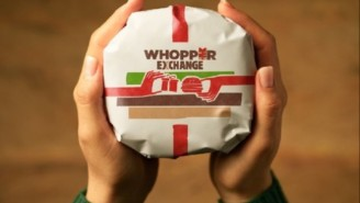 Burger King Wants You To Trade Your Unwanted Gifts For Whoppers
