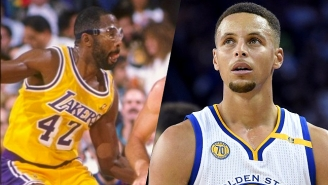James Worthy Is The Latest Retired Player Who Thinks His Team Would Dominate The Warriors