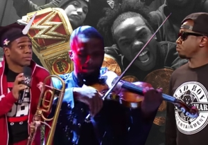 Celebrating WWE's Blackest Moments Of 2016