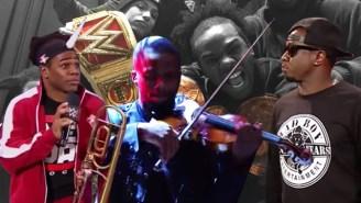 Celebrating WWE's Blackest Moments Of 2016