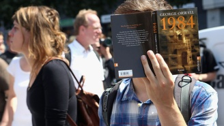 George Orwell's '1984' Is Now A #1 Best Seller Again Thanks To Trump's Presidency