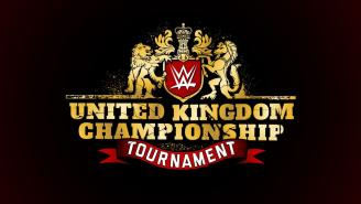 WWE United Kingdom Championship Tournament Open Discussion Thread