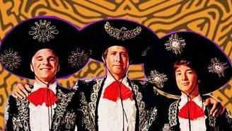 'Three Amigos' Revisited: Still Charming And Singularly Strange At 30