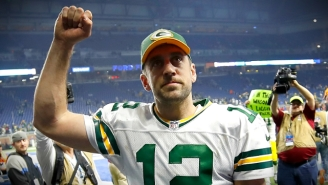 Aaron Rodgers Is Hinting He Will Appear On 'Game Of Thrones' Before It Ends