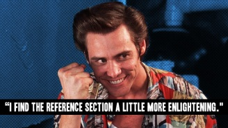 'Ace Ventura' Lines For When You Need To Prove How Right You Are