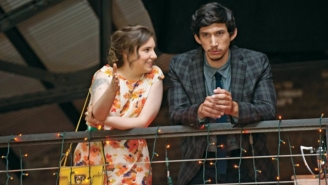 Lena Dunham Sure Has A Thing For Dating Guys From 'Star Wars' On 'Girls'