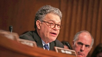 Al Franken To Trump Health Nominee Tom Price: 'I Am Very Frightened' By The Dismantling Of Obamacare