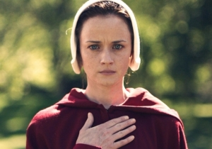 Thanks To Alexis Bledel, A 'Mad Men' Reunion Of Sorts Will Happen In 'The Handmaid's Tale'