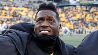 Antonio Brown Has Requested A Trade From The Steelers And Posted A Farewell Video On Twitter