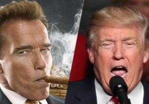 Donald Trump Is Tweeting Insults At 'Celebrity Apprentice' Host Arnold Schwarzenegger Over Ratings