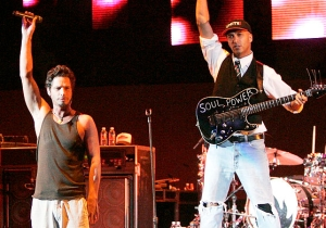 Tom Morello Penned A Touching Tribute To His Audioslave Bandmate Chris Cornell