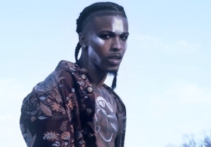 August Alsina Breaks Free From Everything Holding Him Back In His New 'Drugs' Video
