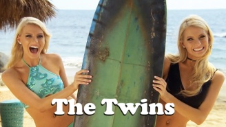 The Twins From 'The Bachelor' Are Getting Their Own Show, So Let's Look Back At Their Blondest Moments
