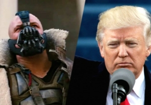 Donald Trump Channeled Bane From 'The Dark Knight Rises' During His First Speech As President