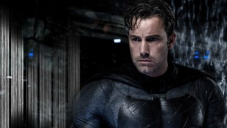Ben Affleck Will No Longer Be Directing The Standalone 'Batman' Film
