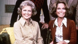 Betty White Said Goodbye To Mary Tyler Moore With A 'Special' Instagram