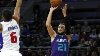 This Genius Buzzer Beater By Marco Belinelli Should Count Even If It Went In Late