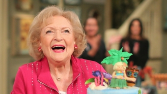 Everyone Is Breathing A Sigh Of Relief When They Realize Why Betty White Is Trending