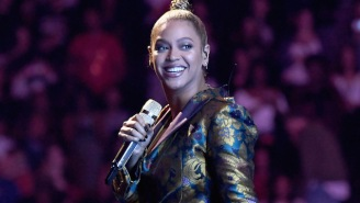 Beyonce Took To Facebook To Support The Women's March On Washington
