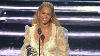 Beyonce Can Now Add A Peabody To Her Overburdened Award Shelf