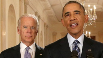 Joe Biden Confirms That He And Obama Were Briefed On The 'Golden Showers' File Last Week