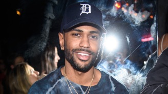 Big Sean's 'Bounce Back' Gives Him Another Gold Plaque For His Collection