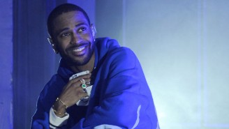 Big Sean Paints A Grim Picture Of Fame On 'Halfway Off The Balcony'