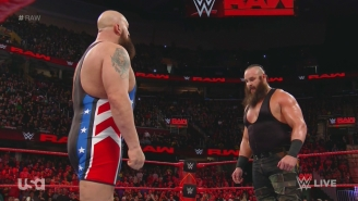 Braun Strowman Confirmed That The Big Show Is His 'Wrestling Dad'