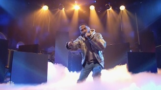 Watch Big Sean Shine In A Smoky 'SNL' Performance Of 'Bounce Back'