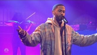 Watch Big Sean Debut The Emotional 'Sunday Morning Jetpack' On 'SNL'
