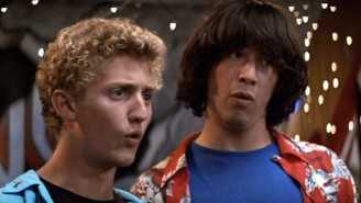 Bill And Ted Almost Ruined History In The Original, Dark Version Of Their 'Excellent Adventure'