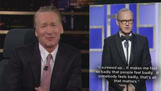 Bill Maher Blames The Rise Of Trump On Democrats & Liberals Who Are Obsessed With Political Correctness