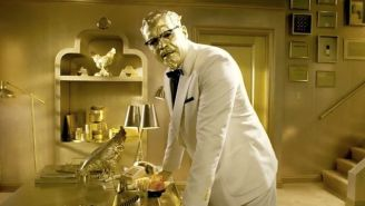 KFC Hopes You Listen To Your Friend (And The New Colonel Sanders) Billy Zane