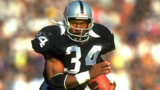 Bo Jackson Says He Never Would've Played Football Had He Known What We Know Today About Head Injuries