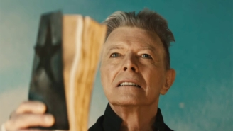 David Bowie's 70th Birthday Gifts Us The Icon's Final Recordings And A New Video