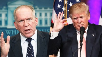 Former CIA Director John Brennan: Trump 'Should Be Ashamed' For Ranting About Crowd Size In Front Of A Memorial Wall