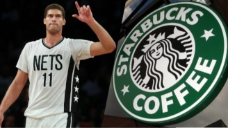 The Nets Front Office Appeared To Be Openly Meeting At Starbucks About Trade Assets