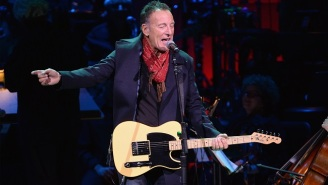 Bruce Springsteen Calls Donald Trump's Immigration Ban 'Anti-Democratic' And 'Fundamentally Un-American'