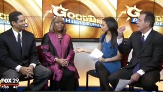 Enjoy January's Funniest News Bloopers Because We Can All Use A Laugh Right About Now