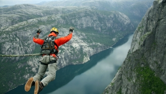 Tap Into Your Inner Adrenaline Junkie With These Extreme Travel Destinations