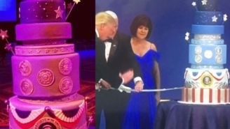 'Ace Of Cakes' Chef Duff Goldman Knocks Trump's Inauguration Cake For Copying His Design For President Obama