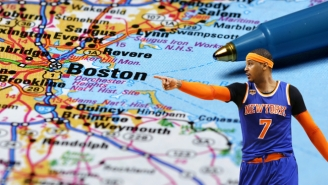 NBA Trade Rumor Round-Up: Carmelo Anthony Might Like Boston, But Do The Celtics Even Want Him?