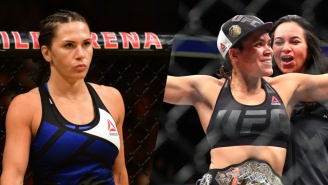 Cat Zingano Blasts Amanda Nunes For 'Disrespectful' Behavior Following Rousey Win