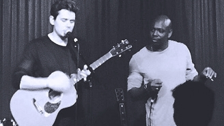 Dave Chappelle Continues His Return Tour By Hopping On Stage With John Mayer To Cover Nirvana