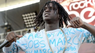 Chief Keef Was Arrested For Allegedly Robbing And Assaulting His Former Producer