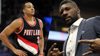 C.J. McCollum Isn't Trying To Hear Criticism From An Injured Festus Ezeli