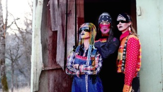 CocoRosie And Anohni Release 'Future Feminist' Protest Track 'Smoke 'Em Out' For Women's March