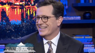 Stephen Colbert Plays 'F*ck, Marry, Kill' With Jon Stewart, John Oliver, And Steve Carell