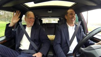 Jerry Seinfeld Is Moving 'Comedians In Cars Getting Coffee' To Netflix After Signing A Huge Deal