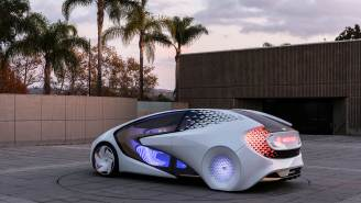 This Car Could Be Your Best Friend In The Year 2030